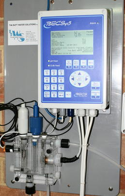 Automated Chemical Controller-BECSys 5