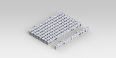 ICL Grate-tech Overflow Chanel Grating